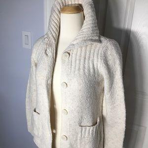 Vintage LLBean Wool Cardigan